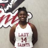 #44 Tiera Chaney Freshman Forward Homestead, FL